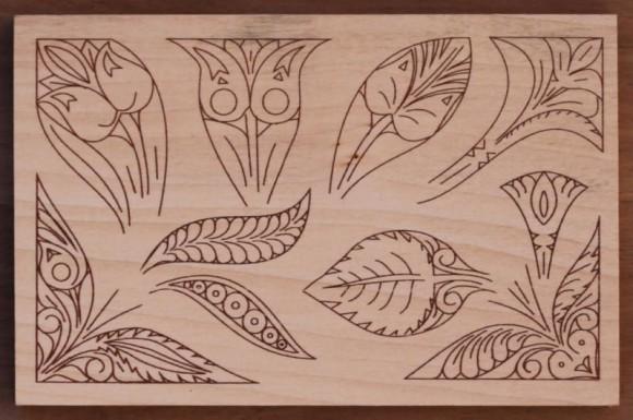 Трафареты для резьбы по дереву для распечатки