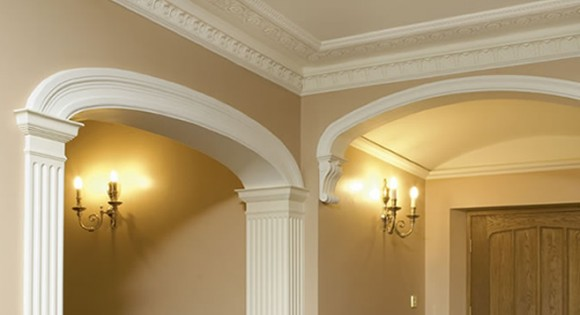 Completed-plaster-archways