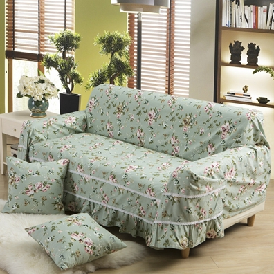 100-cotton-Canvas-large-universal-sofas-covers-for-home-floral-sofa-cover-red-pastoral-home-decoration