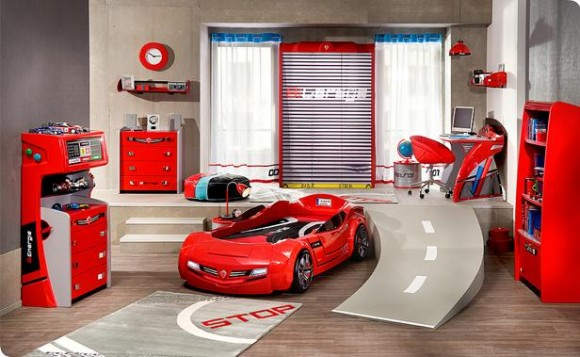 Boys-car-bedroom-design