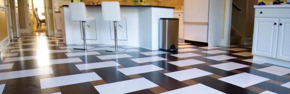Globus-cork-floor