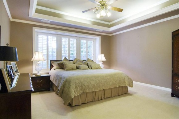 Tray-Ceiling-Lighting-For-Modern-Bedroom-Designs