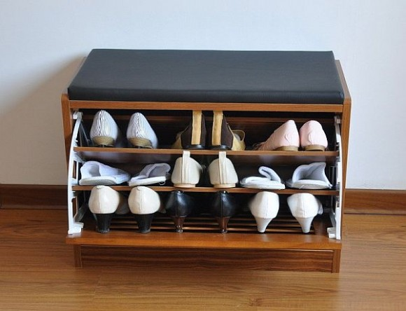 wooden-stool-shoe-cabinet